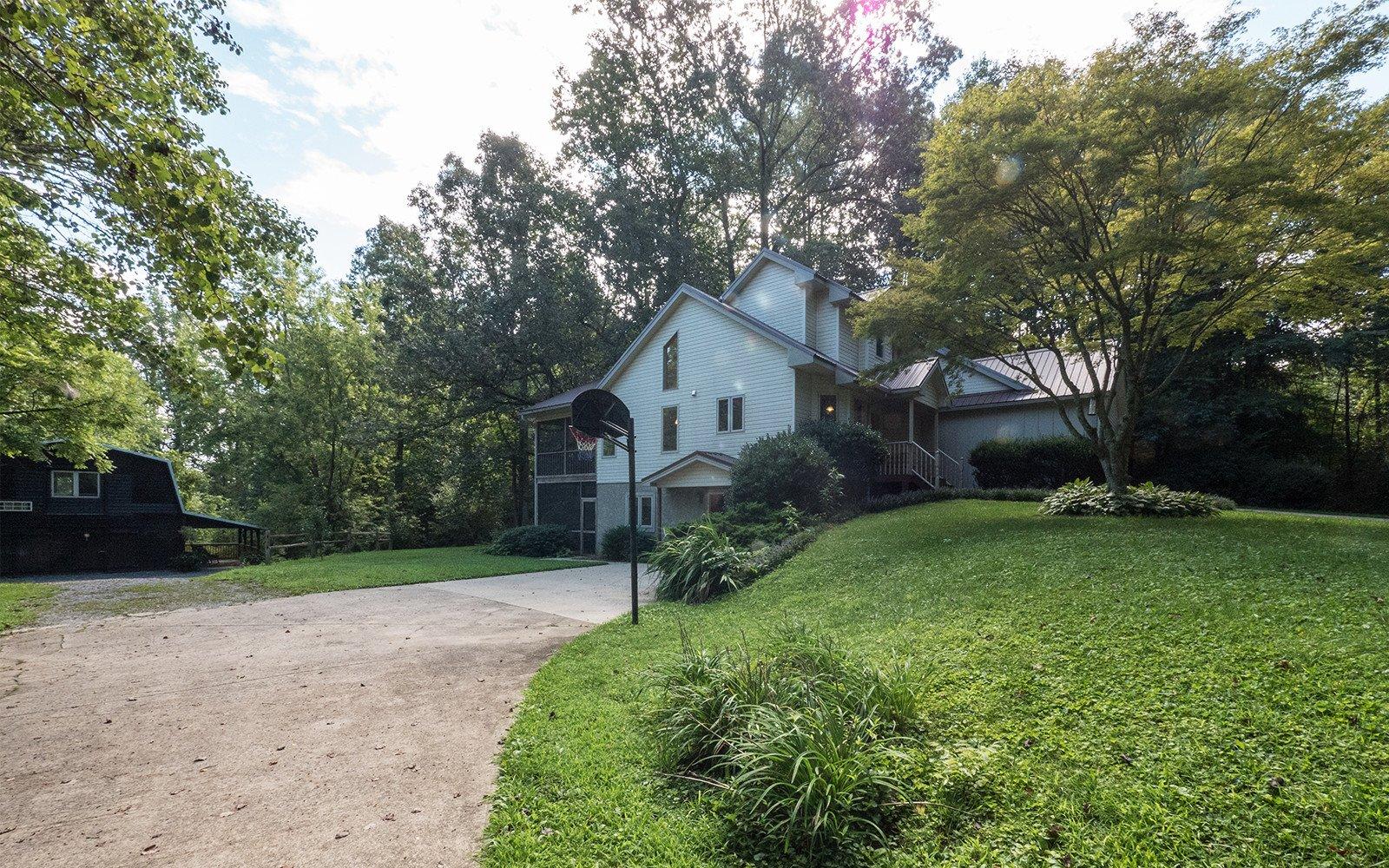 Hilt Street house and Barn Apartment