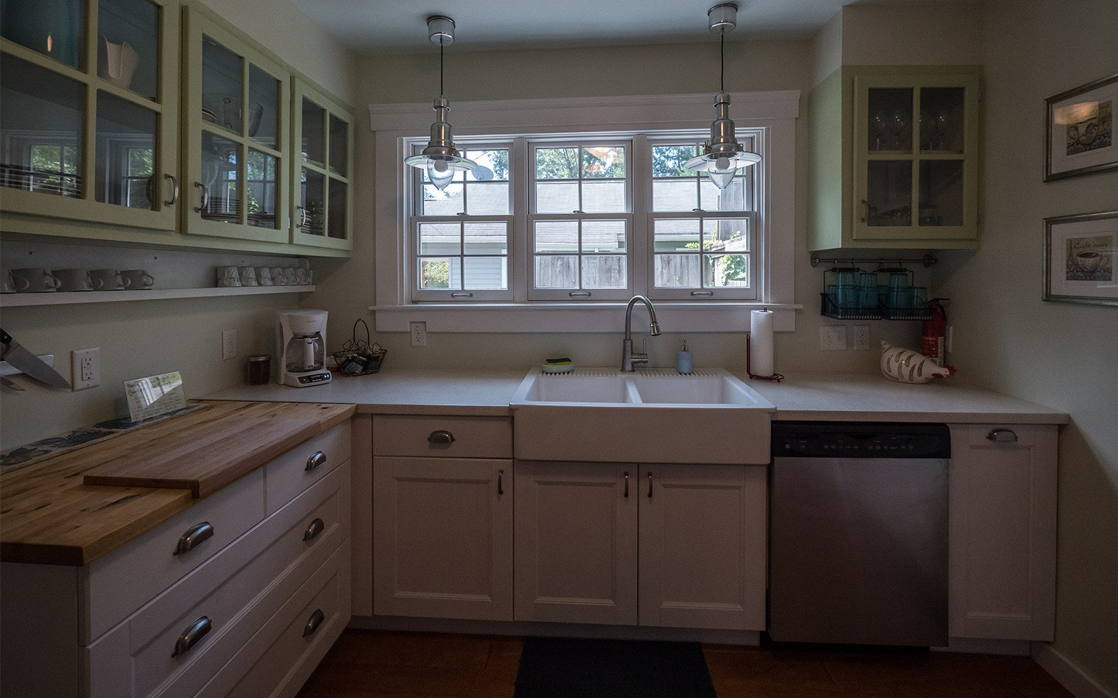Oaklawn house kitchen