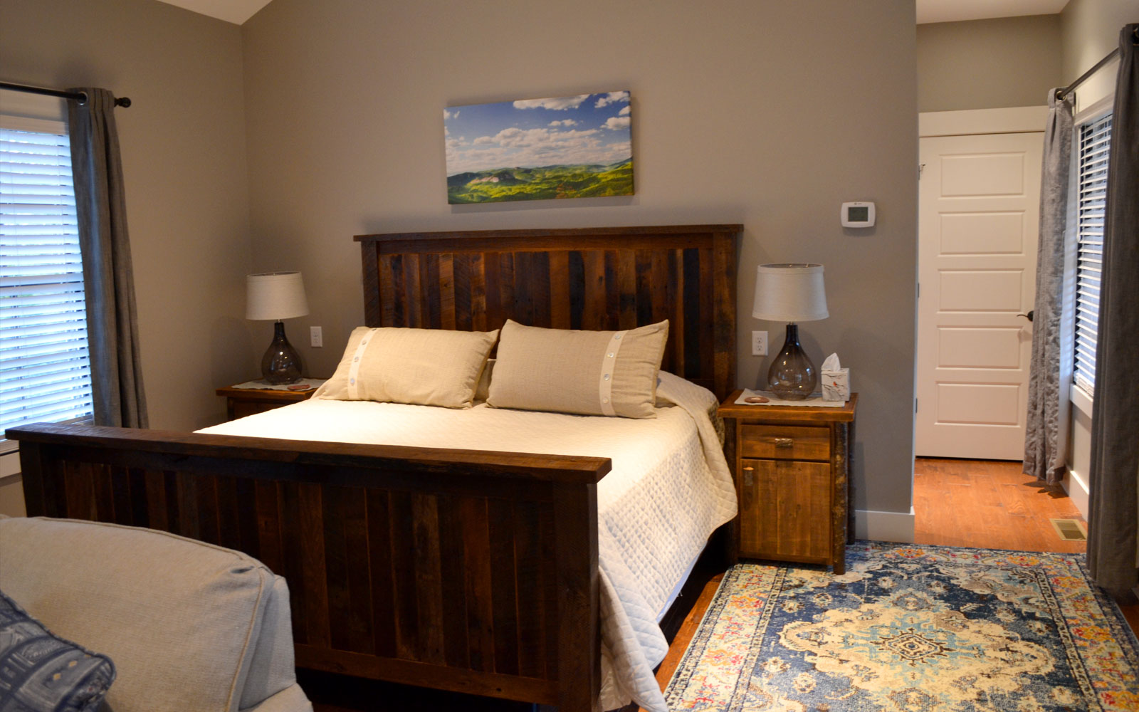 The Kitchen - Inn Rooms in Brevard North Carolina