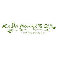 Cedar Mountain Café